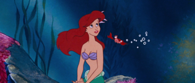The Little Mermaid, Under the Sea