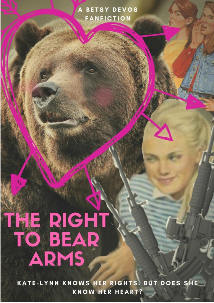 The Right to Bear Arms - Cover